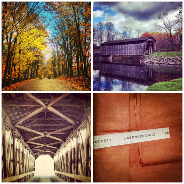 Autumn Adventure collage